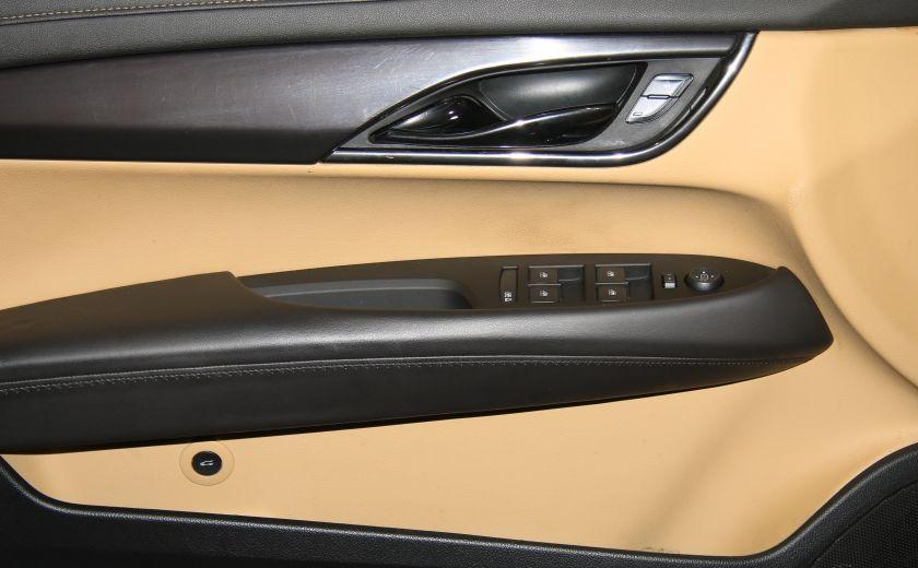 2013 Cadillac ATS 2.0 TURBO AWD CUIR TOIT MAGS BLUETHOOT #10