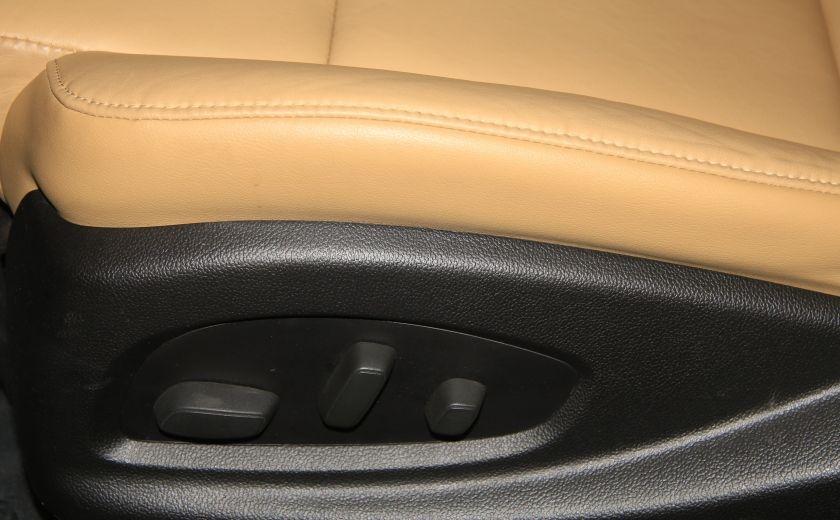2013 Cadillac ATS 2.0 TURBO AWD CUIR TOIT MAGS BLUETHOOT #11
