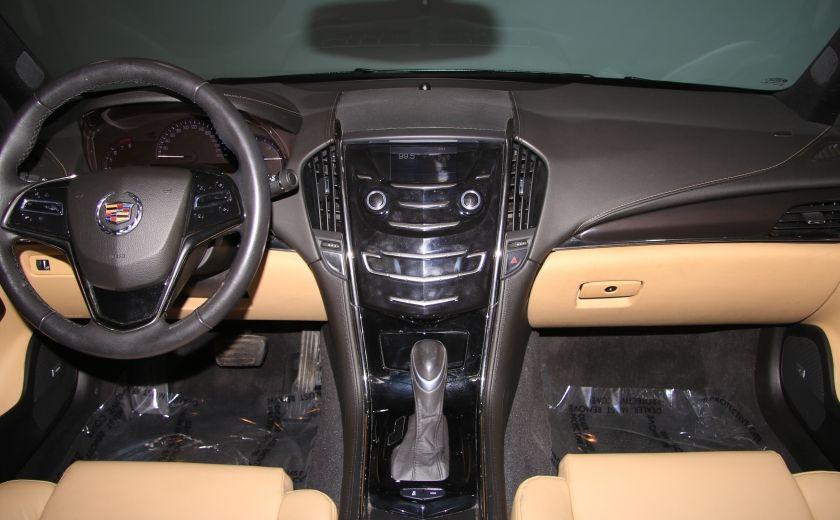 2013 Cadillac ATS 2.0 TURBO AWD CUIR TOIT MAGS BLUETHOOT #13