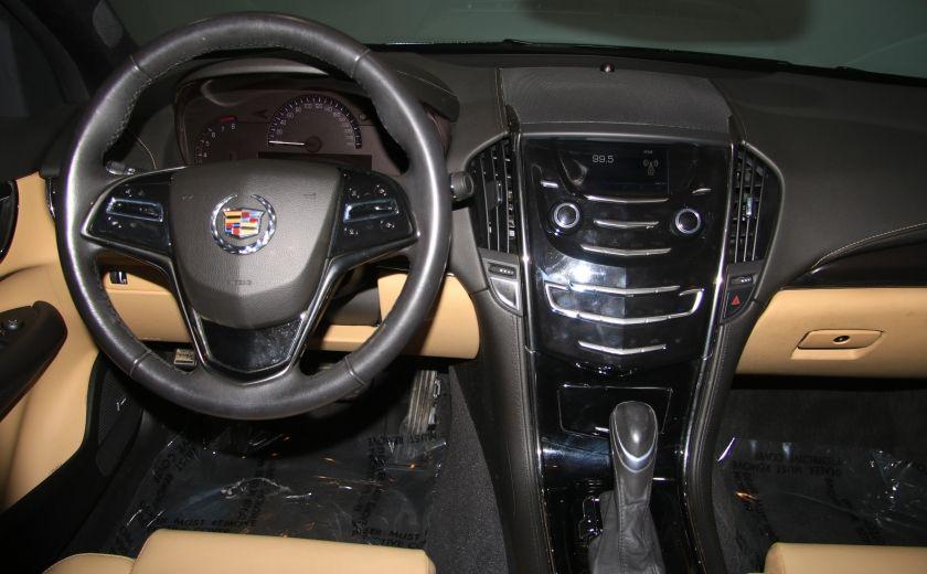 2013 Cadillac ATS 2.0 TURBO AWD CUIR TOIT MAGS BLUETHOOT #14