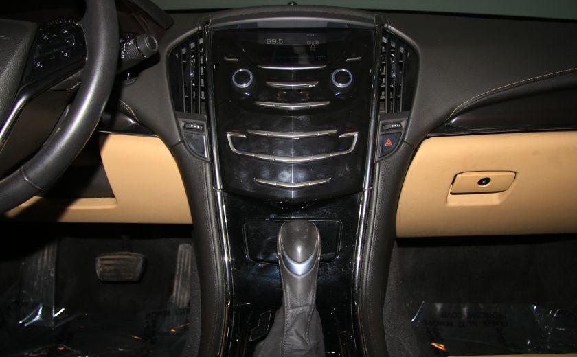 2013 Cadillac ATS 2.0 TURBO AWD CUIR TOIT MAGS BLUETHOOT #16