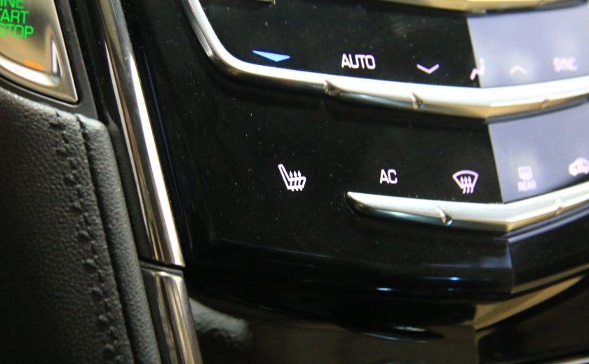 2013 Cadillac ATS 2.0 TURBO AWD CUIR TOIT MAGS BLUETHOOT #18