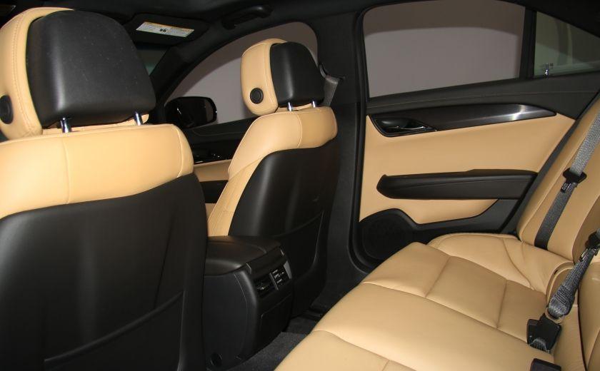 2013 Cadillac ATS 2.0 TURBO AWD CUIR TOIT MAGS BLUETHOOT #19