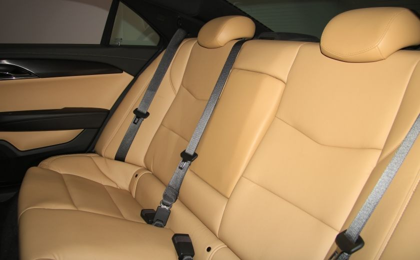 2013 Cadillac ATS 2.0 TURBO AWD CUIR TOIT MAGS BLUETHOOT #20