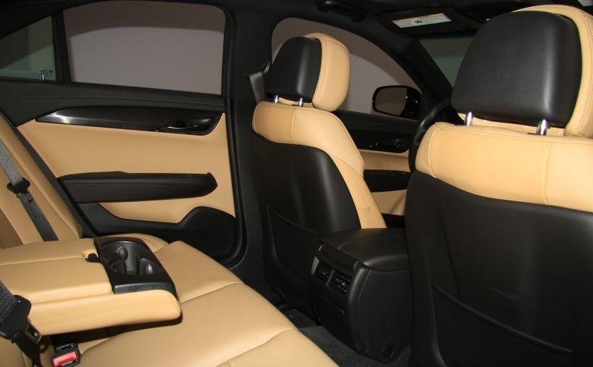 2013 Cadillac ATS 2.0 TURBO AWD CUIR TOIT MAGS BLUETHOOT #21