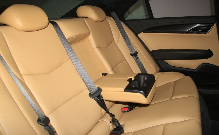 2013 Cadillac ATS 2.0 TURBO AWD CUIR TOIT MAGS BLUETHOOT #22