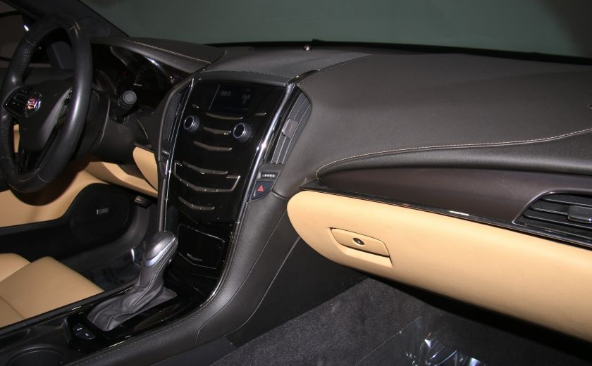 2013 Cadillac ATS 2.0 TURBO AWD CUIR TOIT MAGS BLUETHOOT #23
