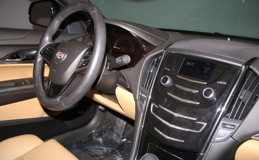 2013 Cadillac ATS 2.0 TURBO AWD CUIR TOIT MAGS BLUETHOOT #24