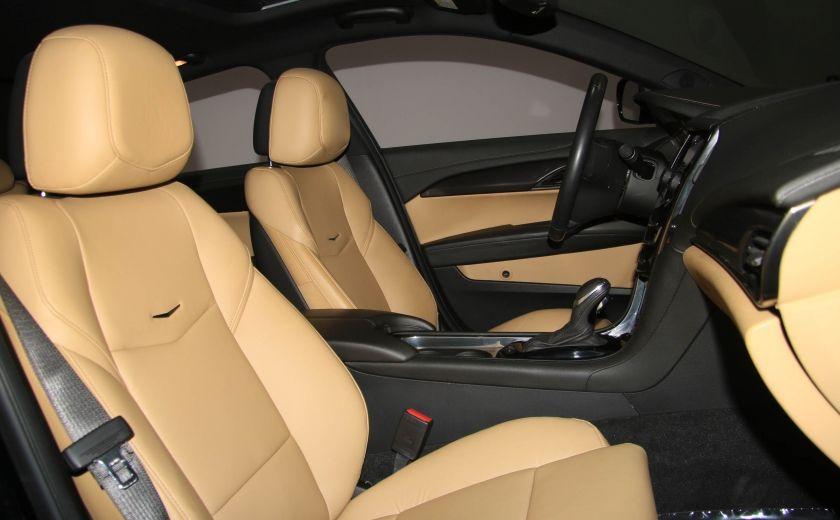 2013 Cadillac ATS 2.0 TURBO AWD CUIR TOIT MAGS BLUETHOOT #25