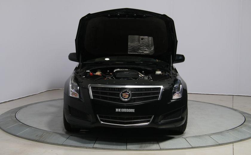2013 Cadillac ATS 2.0 TURBO AWD CUIR TOIT MAGS BLUETHOOT #27