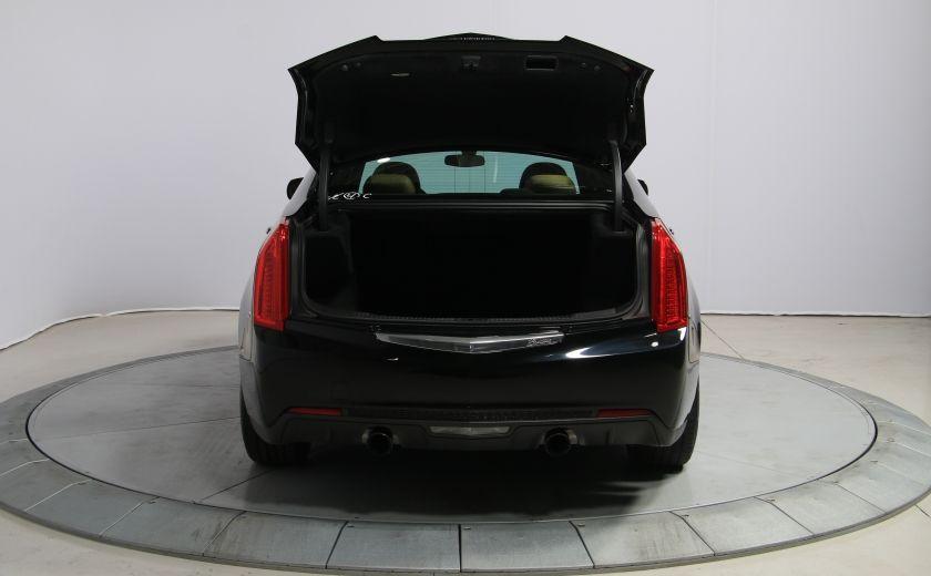 2013 Cadillac ATS 2.0 TURBO AWD CUIR TOIT MAGS BLUETHOOT #28