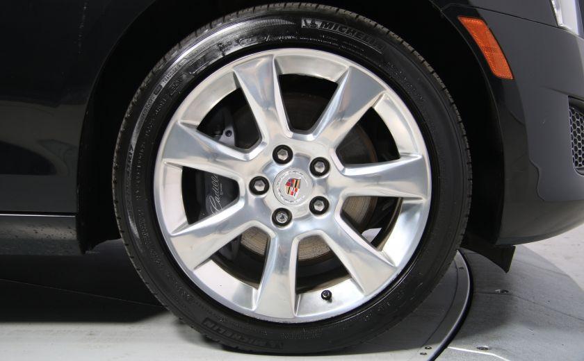 2013 Cadillac ATS 2.0 TURBO AWD CUIR TOIT MAGS BLUETHOOT #30