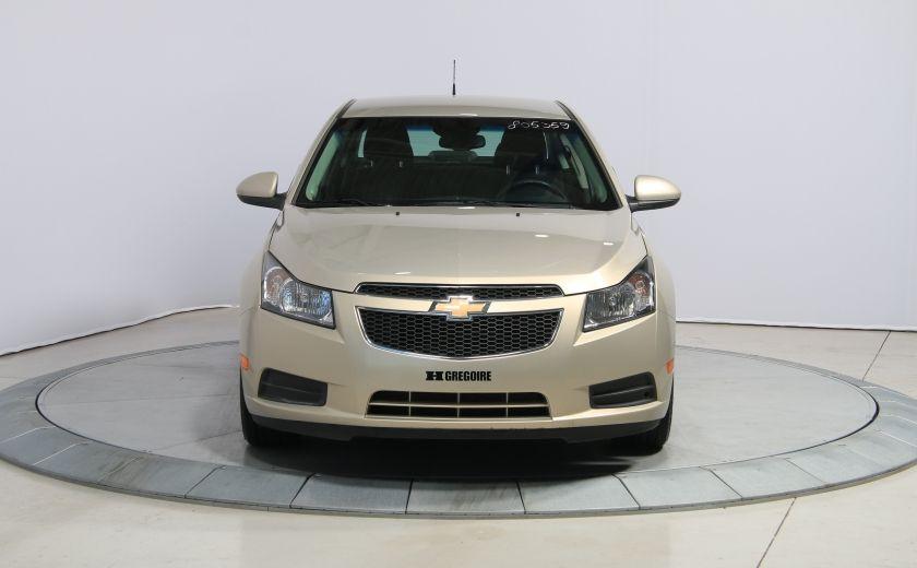2012 Chevrolet Cruze LT TURBO AUTO A/C GR ELECT #1