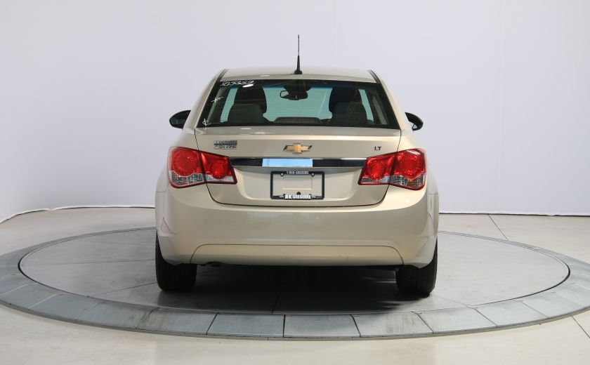 2012 Chevrolet Cruze LT TURBO AUTO A/C GR ELECT #5