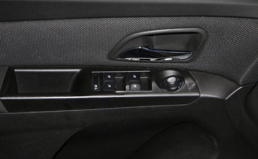 2012 Chevrolet Cruze LT TURBO AUTO A/C GR ELECT #10