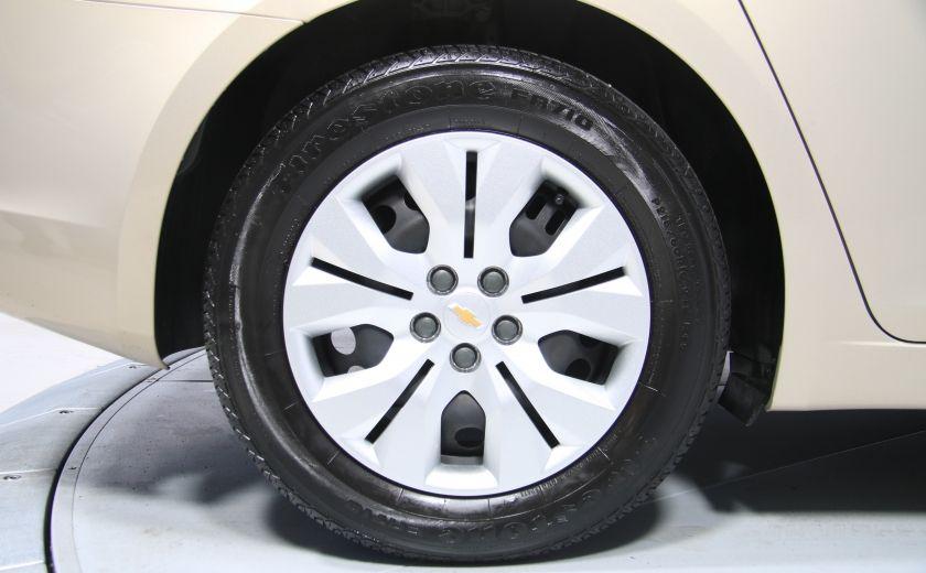 2012 Chevrolet Cruze LT TURBO AUTO A/C GR ELECT #28