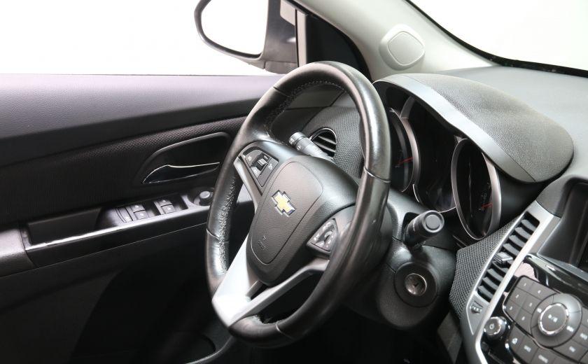 2013 Chevrolet Cruze LT Turbo AUTOMATIQUE A/C  BLUETHOOT #17