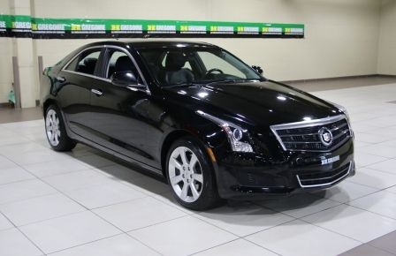 2013 Cadillac ATS 2.0 TURBO AWD AUTO A/C CUIR MAGS in Laval