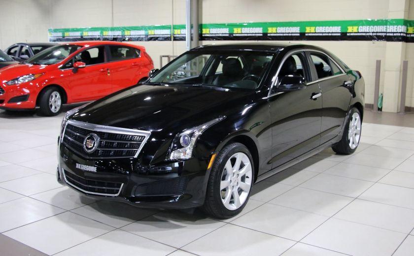2013 Cadillac ATS 2.0 TURBO AWD AUTO A/C CUIR MAGS #2