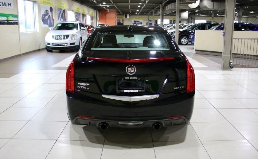 2013 Cadillac ATS 2.0 TURBO AWD AUTO A/C CUIR MAGS #5