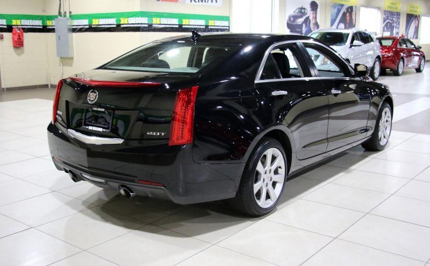 2013 Cadillac ATS 2.0 TURBO AWD AUTO A/C CUIR MAGS #6