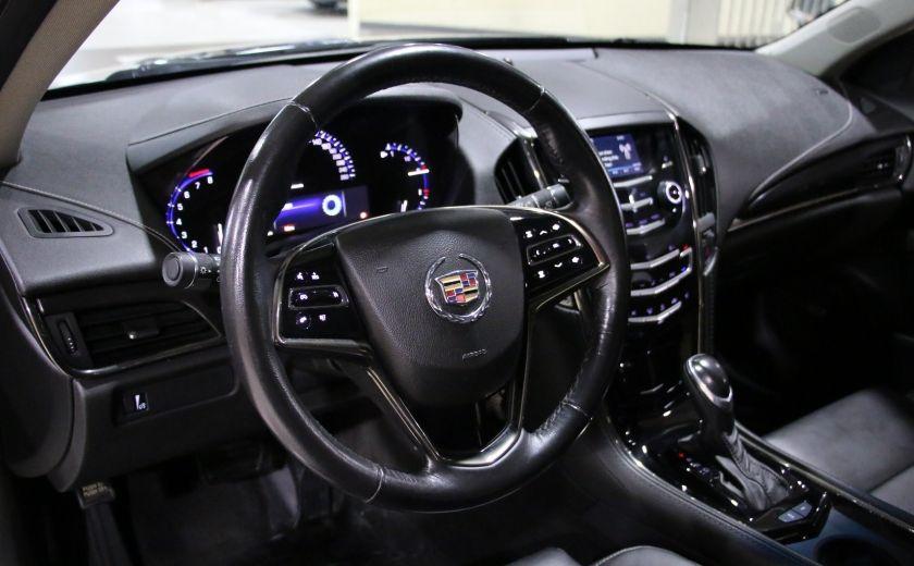 2013 Cadillac ATS 2.0 TURBO AWD AUTO A/C CUIR MAGS #8