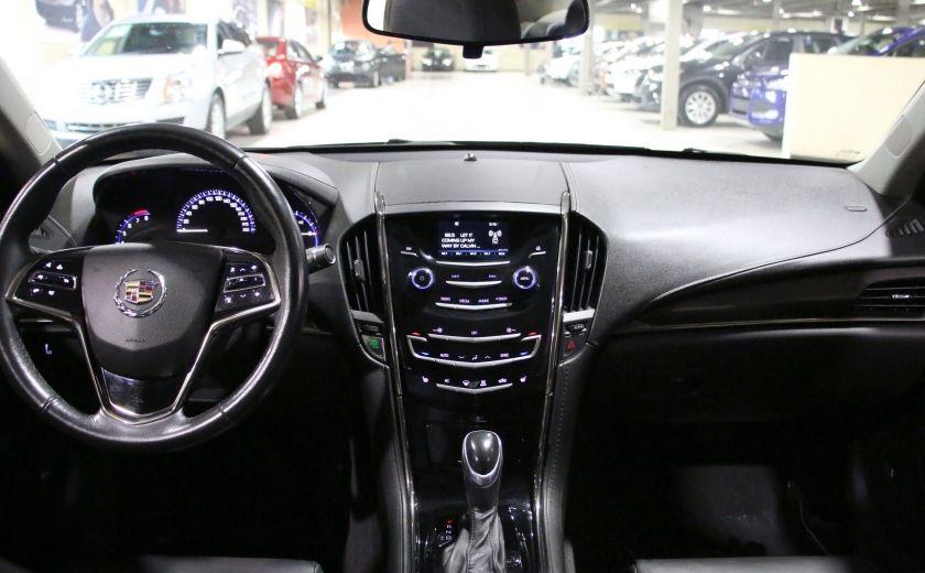 2013 Cadillac ATS 2.0 TURBO AWD AUTO A/C CUIR MAGS #12