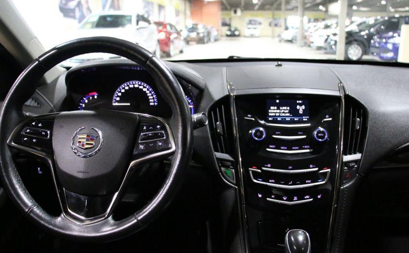 2013 Cadillac ATS 2.0 TURBO AWD AUTO A/C CUIR MAGS #13