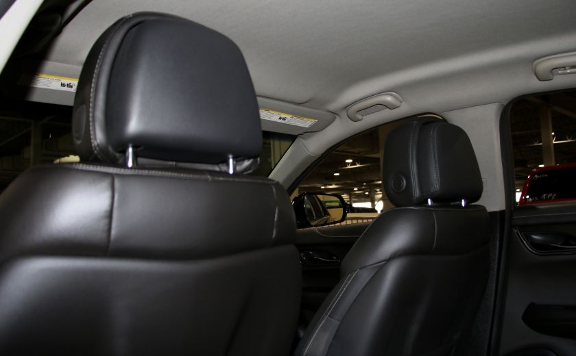 2013 Cadillac ATS 2.0 TURBO AWD AUTO A/C CUIR MAGS #20