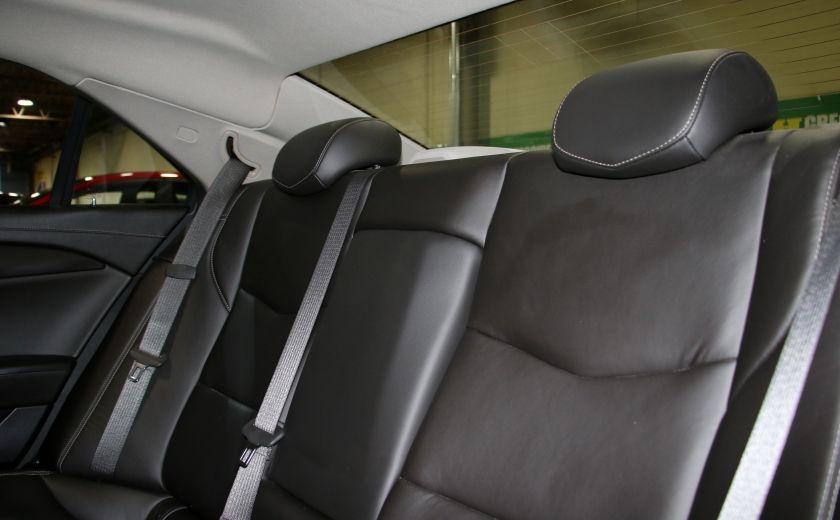 2013 Cadillac ATS 2.0 TURBO AWD AUTO A/C CUIR MAGS #21