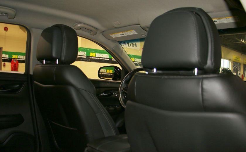 2013 Cadillac ATS 2.0 TURBO AWD AUTO A/C CUIR MAGS #22