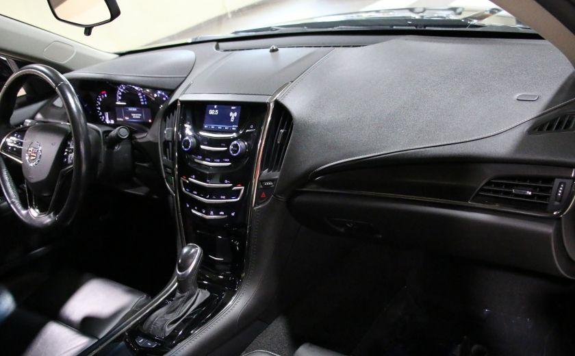 2013 Cadillac ATS 2.0 TURBO AWD AUTO A/C CUIR MAGS #24