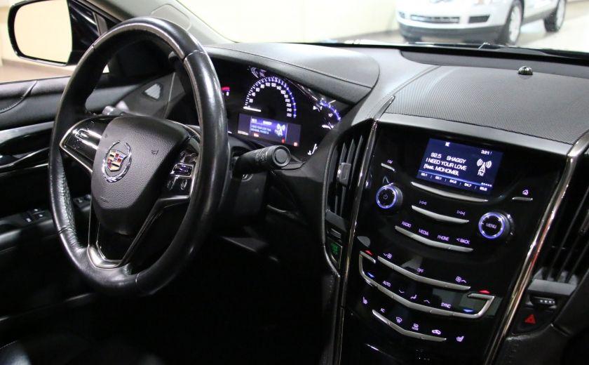 2013 Cadillac ATS 2.0 TURBO AWD AUTO A/C CUIR MAGS #25
