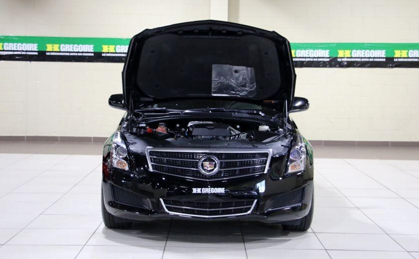 2013 Cadillac ATS 2.0 TURBO AWD AUTO A/C CUIR MAGS #27
