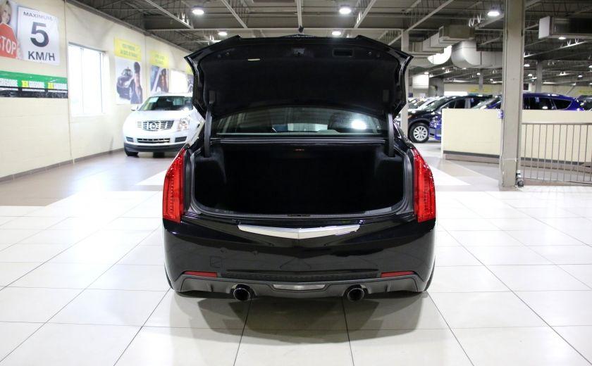 2013 Cadillac ATS 2.0 TURBO AWD AUTO A/C CUIR MAGS #28