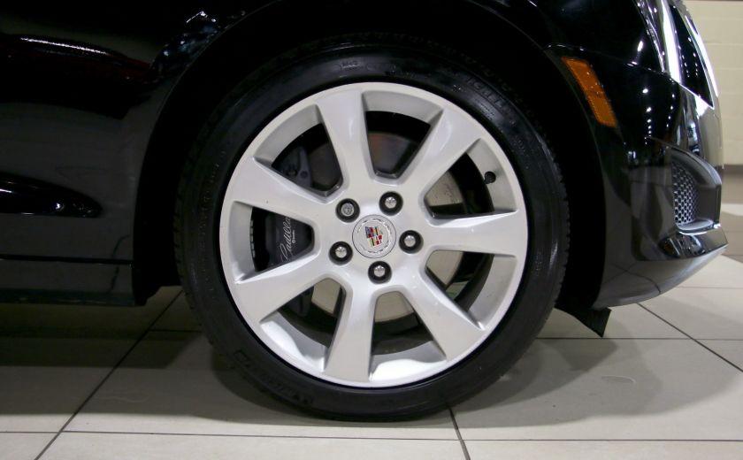 2013 Cadillac ATS 2.0 TURBO AWD AUTO A/C CUIR MAGS #30
