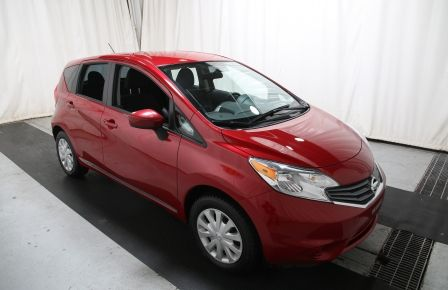 2015 Nissan Versa Note s in Drummondville
