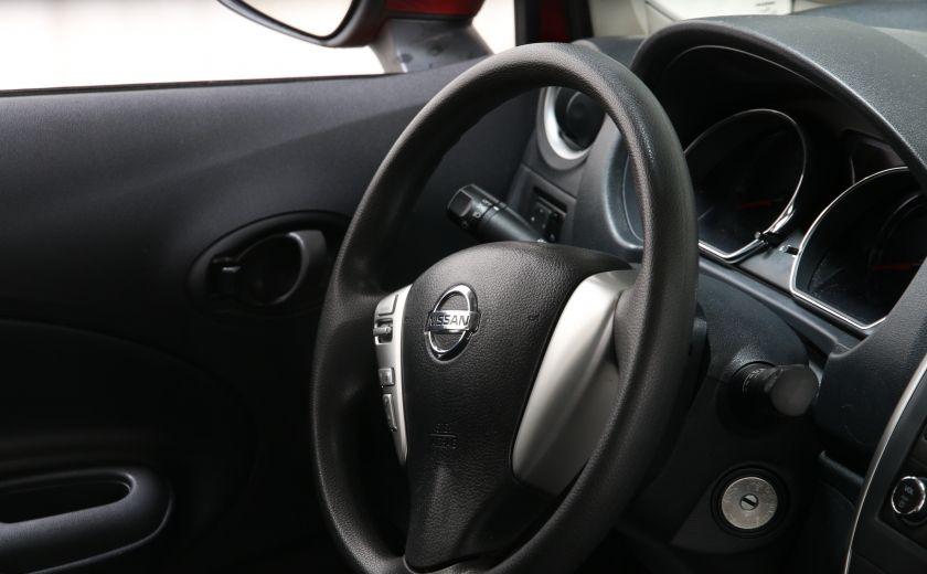 2015 Nissan Versa Note s #16