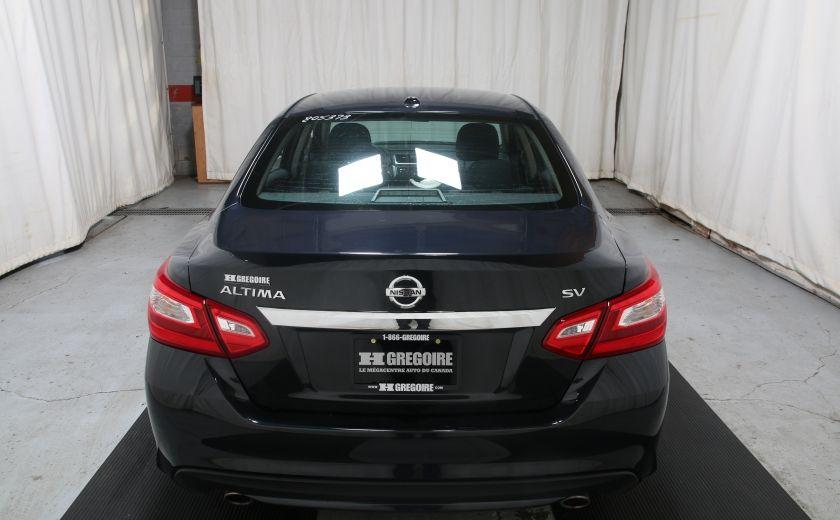 2016 Nissan Altima 2.5 SV #4