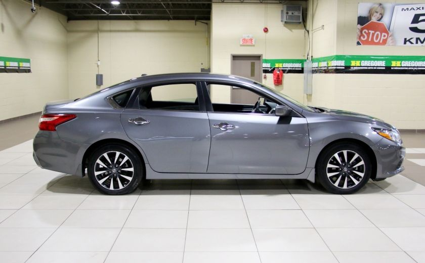 2016 Nissan Altima 2.5 SV AUTO A/C MAGS BLUETOOTH CAMERA RECUL #7