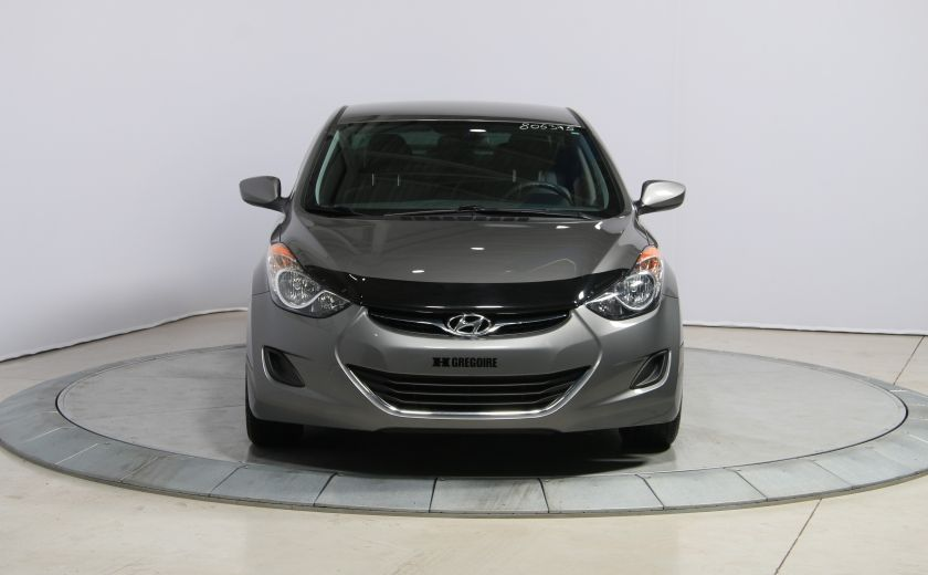 2013 Hyundai Elantra GL A/C GR ELECT MAGS BLUETOOTH #1