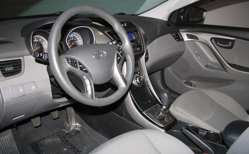 2013 Hyundai Elantra GL A/C GR ELECT MAGS BLUETOOTH #8