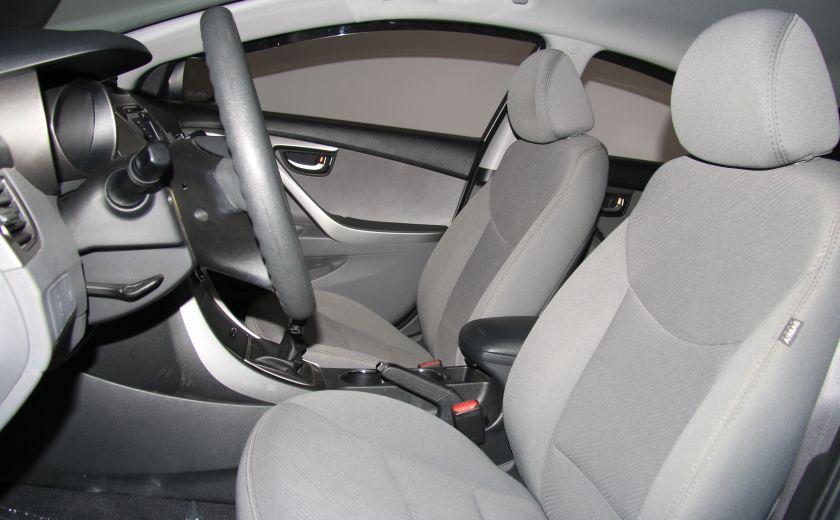 2013 Hyundai Elantra GL A/C GR ELECT MAGS BLUETOOTH #9