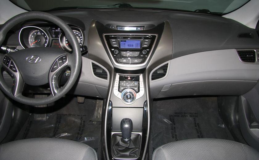 2013 Hyundai Elantra GL A/C GR ELECT MAGS BLUETOOTH #11