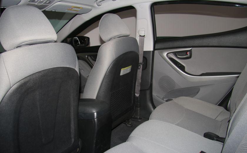2013 Hyundai Elantra GL A/C GR ELECT MAGS BLUETOOTH #16