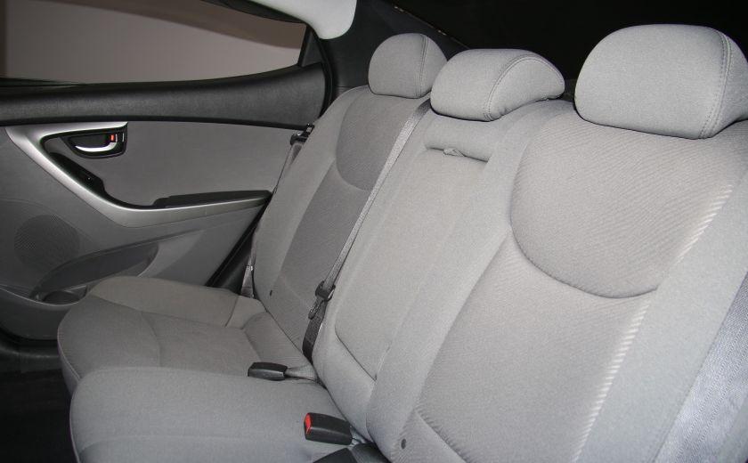 2013 Hyundai Elantra GL A/C GR ELECT MAGS BLUETOOTH #17
