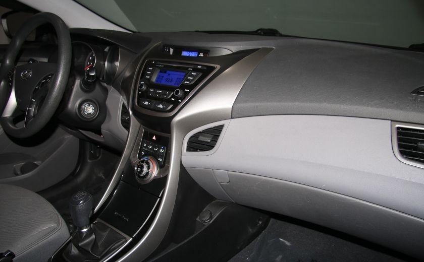 2013 Hyundai Elantra GL A/C GR ELECT MAGS BLUETOOTH #20