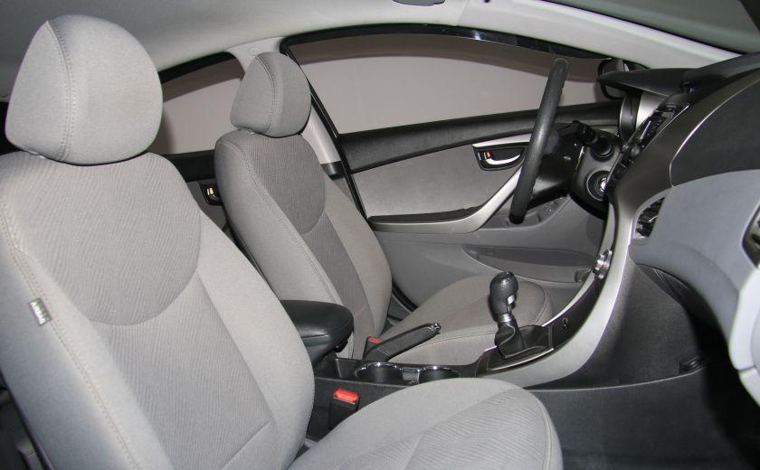 2013 Hyundai Elantra GL A/C GR ELECT MAGS BLUETOOTH #22