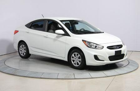 2012 Hyundai Accent GL AUTO A/C GR ELECT in Abitibi