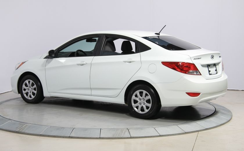 2012 Hyundai Accent GL AUTO A/C GR ELECT #4